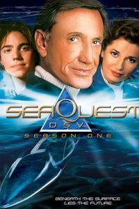 seaQuest 2032 as Oliver Hudson