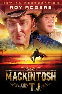 Mackintosh & T.J. as Donkin