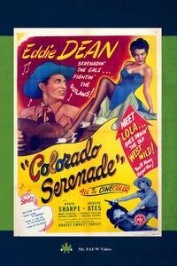 Colorado Serenade as 'Soapy' Jones