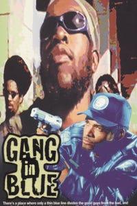 Gang in Blue as Beckstrom