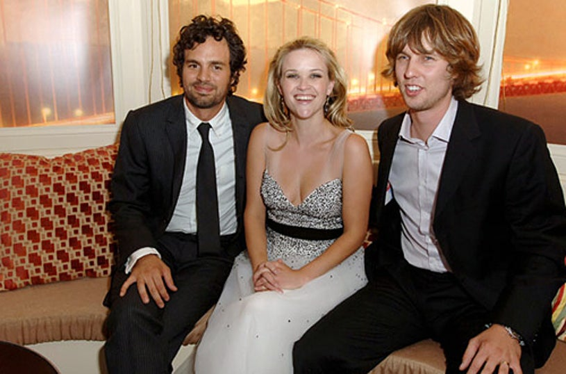 """Mark Ruffalo, Reese Witherspoon and Jon Heder - """"Just Like Heaven"""" Premiere"""