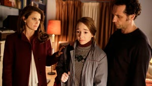 The Americans' Holly Taylor Has an Awesome Pitch for How Paige Should End Up
