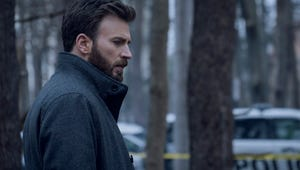 Here's Your First Look at Chris Evans in Apple TV Plus' Defending Jacob