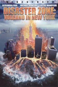 Disaster Zone: Volcano in New York as Levering