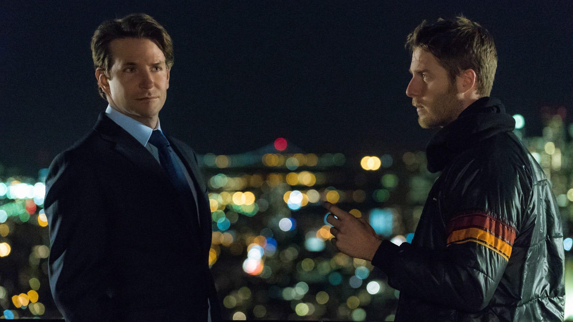 Bradley Cooper, Jake McDorman, Limitless