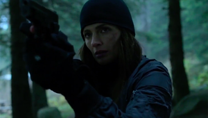 Stana Katic Is Still Kicking Butt in the Absentia Season 2 Trailer
