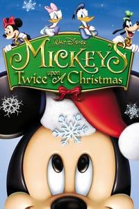 Mickey's Twice Upon a Christmas as Mickey