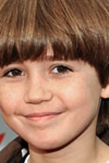Preston Bailey as Young Mac