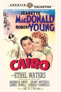 Cairo as Homer Smith