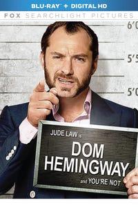 Dom Hemingway as Evelyn