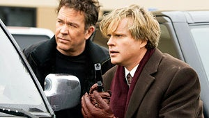 First Look: Cary Elwes On Leverage