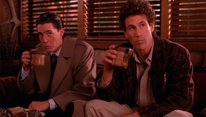 Damn Good Twin Peaks Teaser Proves Coffee is Still King