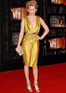 Elizabeth Banks - VH1's 14th Annual Critics' Choice Awards in Santa Monica, January 8, 2009