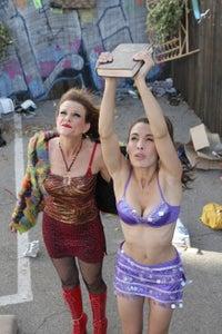 "Dale Dickey as Emily ""Gasoline"" Bennett"