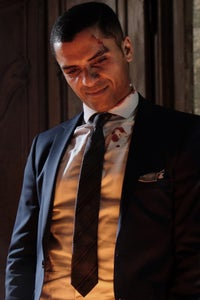 Sammy Sheik as Ahmed Han Asakeem