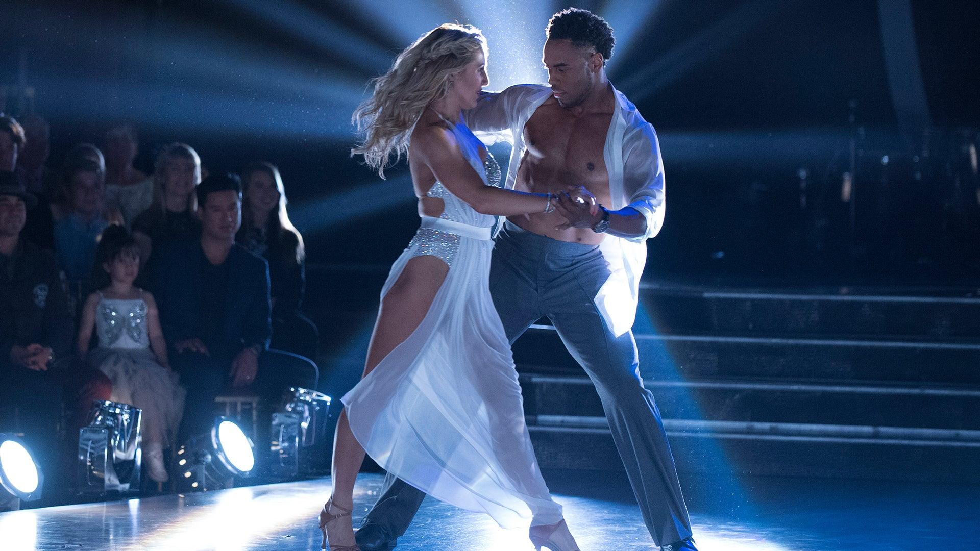 Rashad Jennings, Dancing with the Stars