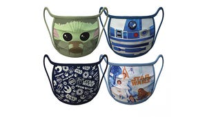 Disney Is Selling Face Masks Featuring Star Wars and Marvel Characters