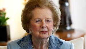 Margaret Thatcher Dies After Stroke