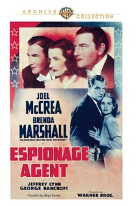Espionage Agent as Mrs. Corvall