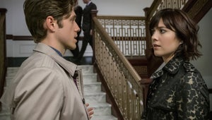 """BrainDead Stars Take You Inside """"The West Wing Meets Invasion of the Body Snatchers"""""""