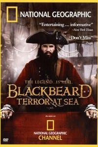 Blackbeard: Terror at Sea as Blackbeard
