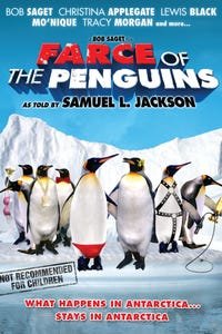 Farce of the Penguins as My Eyes Are Up Here Penguin