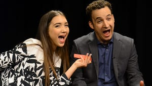 That Time Girl Meets World's Rowan Blanchard Imagined Herself as a Pizza