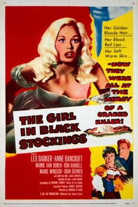 The Girl in Black Stockings as Norman Grant