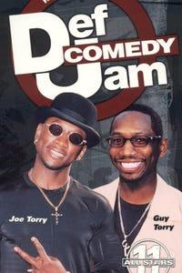 Def Comedy Jam, Vol. 11 as Comedian