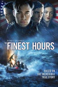 The Finest Hours as Bernie Webber