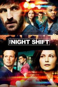 The Night Shift as Jordan Alexander