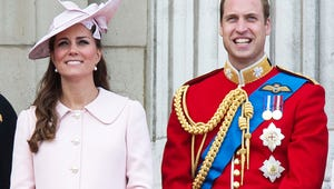 Poll: What Should Will and Kate Name His Royal Highness?