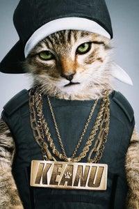 Keanu as Hannah