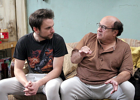 It's Always Sunny in Philadelphia - Charlie Day and Danny DeVito