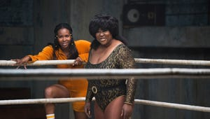 GLOW: Kia Stevens Explains Why Her Welfare Queen Gimmick Hit Close to Home