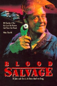 Blood Salvage as Mr. Stone