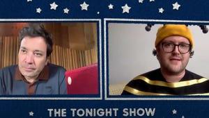 Murder Hornets Take Over Late-Night TV