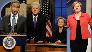Relive SNL's Best Political Impressions
