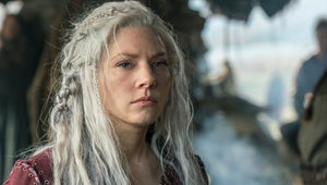 Vikings Exclusive: Lagertha Stands Her Ground in This Tense Sneak Peek