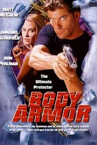 Body Armor as Rasheed