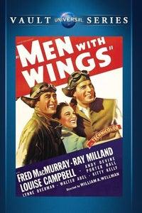 Men with Wings as Scott Barnes