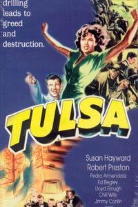 Tulsa as Man with Newspaper