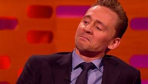 Watch Tom Hiddleston Impersonate Robert De Niro to De Niro's Face
