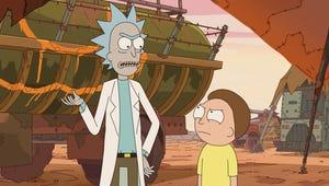 Rick and Morty Season 4 Return Date Finally Revealed