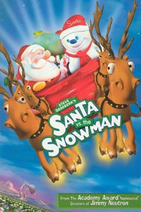 Santa vs. the Snowman as Security Elf 1