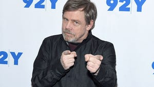 Mark Hamill Is Going From Jedi Knight to Knights Templar for History Drama