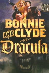Bonnie and Clyde vs. Dracula as Bonnie