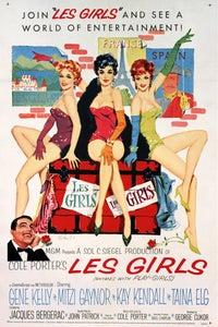 Les Girls as Joanne 'Joy' Henderson
