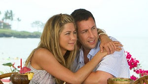 What Caught Jennifer Aniston and Adam Sandler Off Guard at the Just Go With It Premiere?