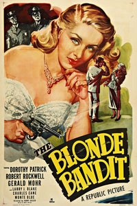 The Blonde Bandit as Benny